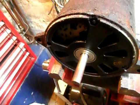 Beckett Burner Motor Youtube
