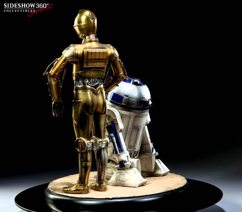 R2d2 360 View Sideshow Collectibles ...