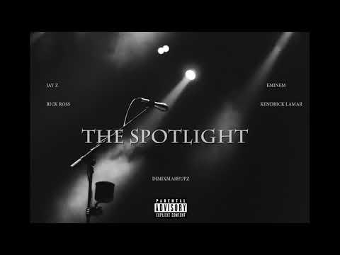 JAY Z ft Eminem, Kendrick Lamar & Rick Ross  The Spotlight NEW 2017