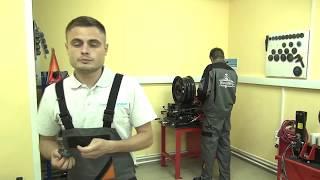 Прокат стального (штампованного) диска.Обучающее видео(, 2016-08-17T10:35:52.000Z)