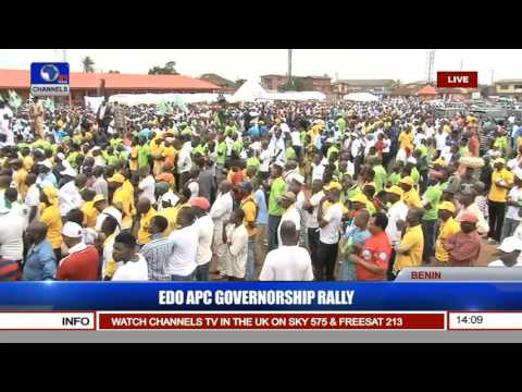 Edo APC Governorship Rally Pt 9