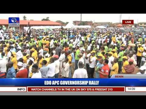 Edo APC Governorship Rally Pt 9