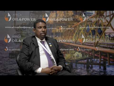 AOP 2018: Minister of Petroleum and Mineral Resources, Somalia, H.E Abdirashid Mohamed Ahmed