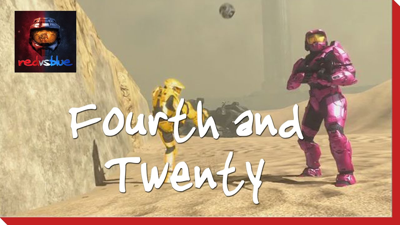 Download Season 8, Chapter 5 - Fourth and Twenty   Red vs. Blue
