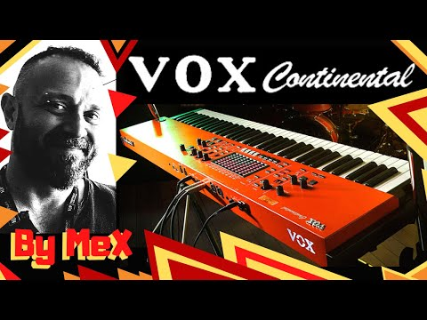 VoX Continental by MeX @marcoballa (Subtitles)