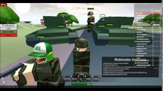 Roblox war 4 the ending