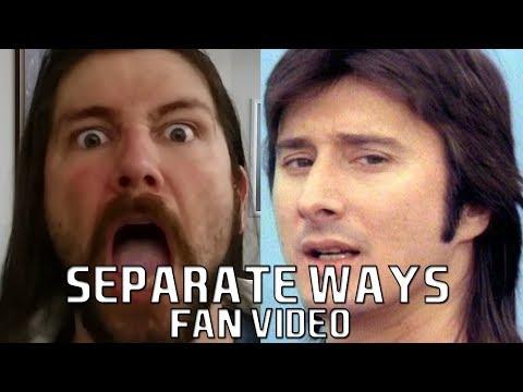 Separate Ways - Journey (Fan Video) | Random Jams