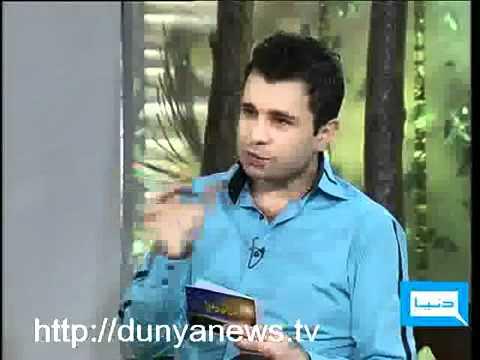 Hair Growth Dunya TV Jago Dunya 23 06 2010 2