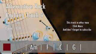 Alternative Rock In Am Backing Track [4]