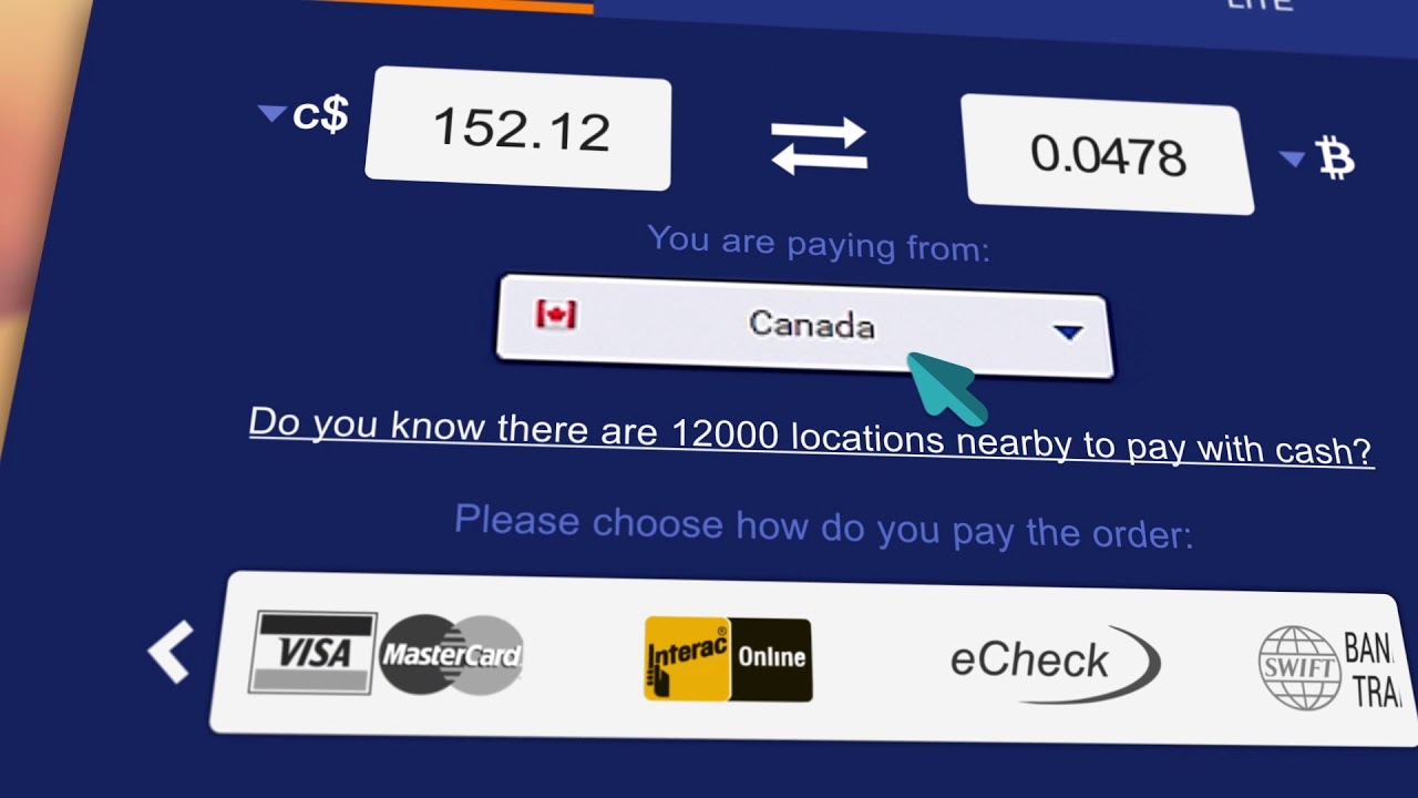 Easiest way to buy bitcoin canada ccuart Images