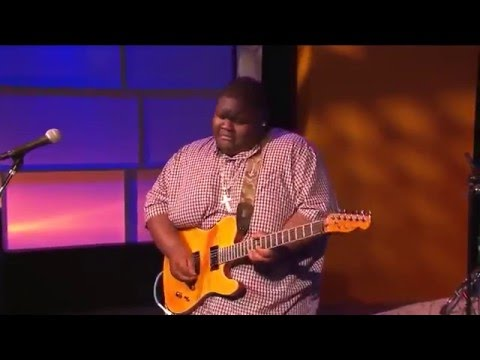 Christone 'KINGFISH' Ingram on The Rock Newman Show