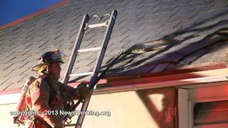 01.15.13-  STRUCTURAL FIRE; HANOVER TWP., PA