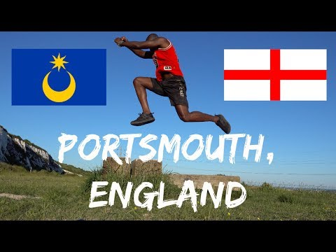 Portsmouth England Workout