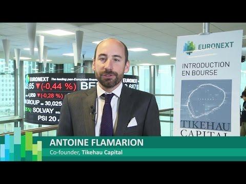 Introduction en bourse de Tikehau Capital sur Euronext