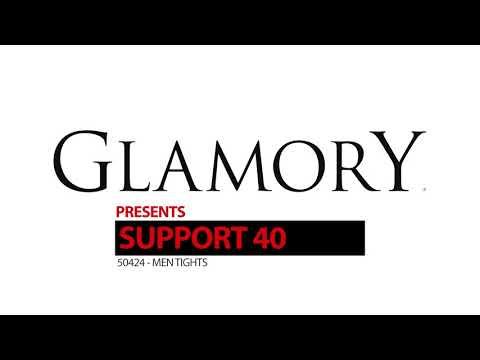 Collant de soutien homme Support 40 Men Glamory
