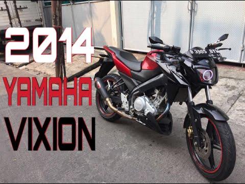 Test Ride 2014 Yamaha New Vixion Lightning