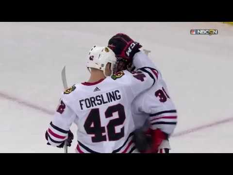 Chicago Blackhawks vs New York Rangers - January 3, 2018 | Game Highlights | NHL 2017/18