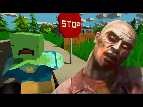 When Minecraft Meets DayZ (Unturned) from YouTube · Duration:  10 minutes 37 seconds