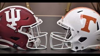 LIVE - NEW YEAR, SAME TENNESSEE - TENNESSEE VOLS VS INDIANA HOOSIERS REACTION - GATOR BOWL