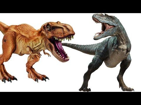 ДИНОЗАВРЫ. Динозавры нападают на людей и Битва Динозавров - 2 серии подряд. Мультик про динозавров