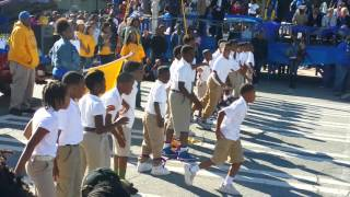 Lamar Reese Magnet School of the Arts Tinikling