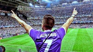 EPIC VLOG en CARDIFF (CON PETICIÓN DE BODA) Juventus 1-4 Real Madrid