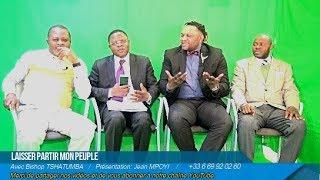 VIDEO: B'églises Congolaises 9 sur 10 eza ya Nzambe te, bokolela, nanu boleli te/ Bishop Tshatumba