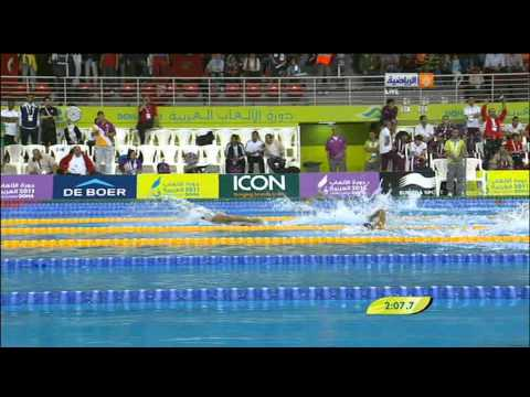 Women's 4x100m Freestyle Relay (Arab Games 2011)