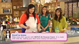corned beef lasagna and easy paella nestl club gl season 03 episode 06