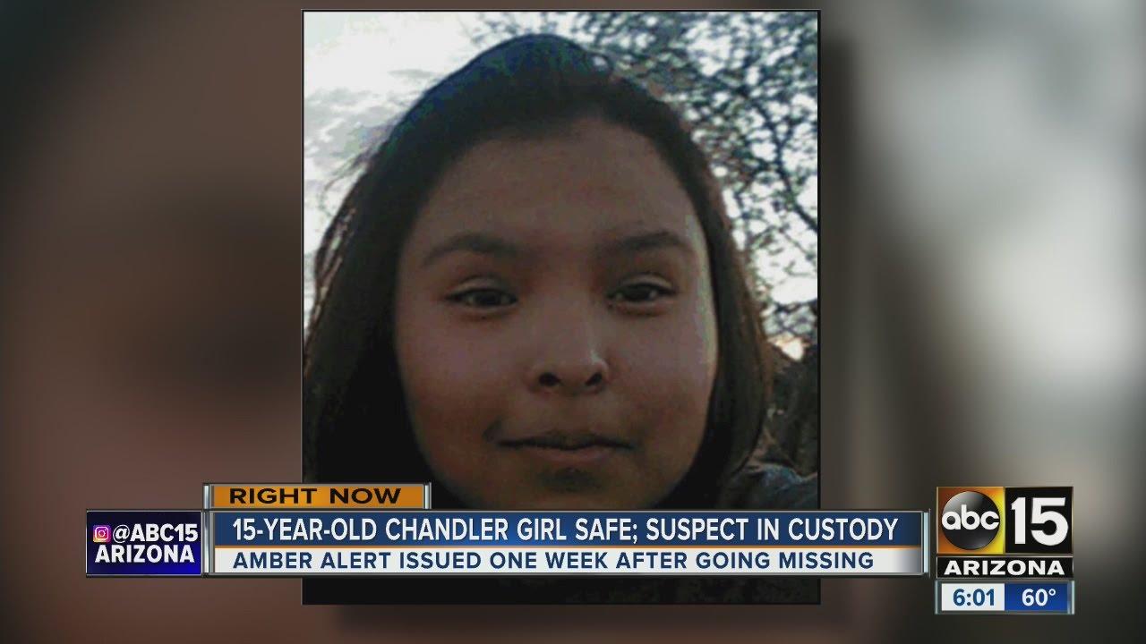 Safe Teen Suspect In Custody 2