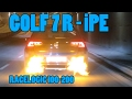 Golf 7 R 480hp MT - Racelogic 100-200 200-250
