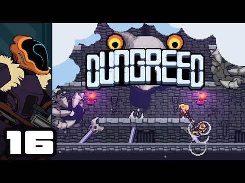 Let's Play Dungreed - PC Gameplay Part 16 - Glass Cannon