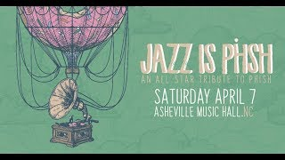 JAZZ is PHSH LIVE @ Asheville Music Hall 4-7-2018
