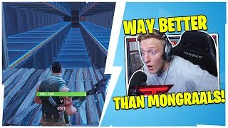 TFUE TRIES THE ULTIMATE WARM UP COURSE! *DIFFICULT*