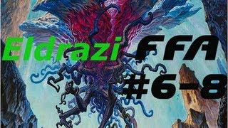 Magic 2014 1v1 Ffa Gameplay #6-8: Chant Of Mul Daya Eldrazi