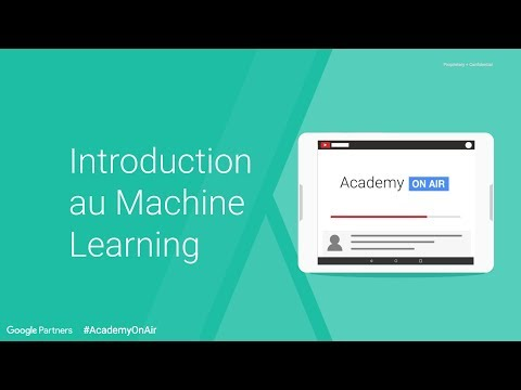 Academy on Air : Introduction au Machine Learning (01.02.18)