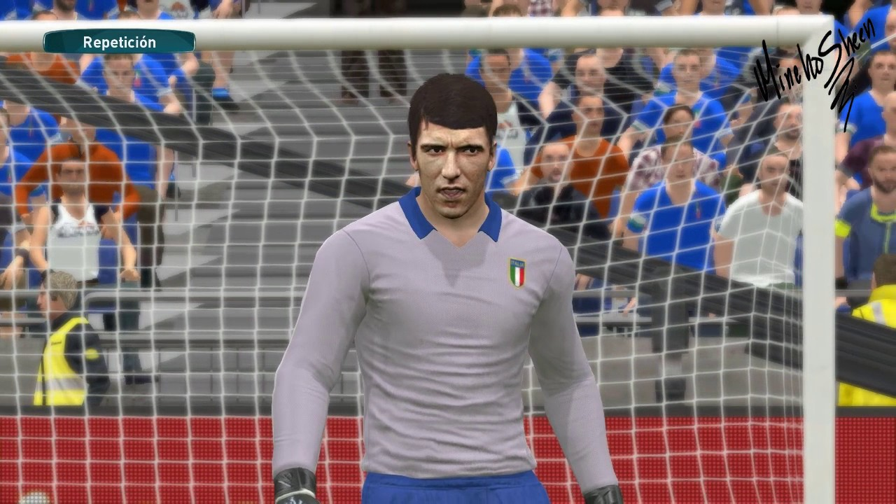 FACE Dino Zoff By MinchoSheen PES2017