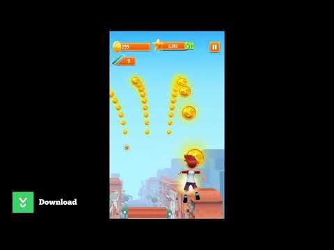 Bus Rush - An amazing running game