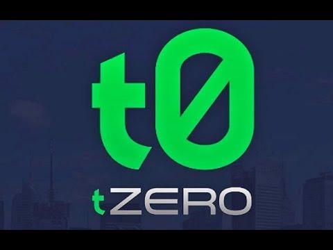 Overstock.com ICO, tZero Audio White Paper