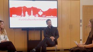 Kreissparkasse Traunstein-Trostberg im #InnovateTheAlps Interview by Alpioneers
