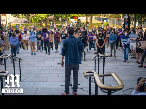 Students Demand Representation and GEO Protest - September 11, 2020