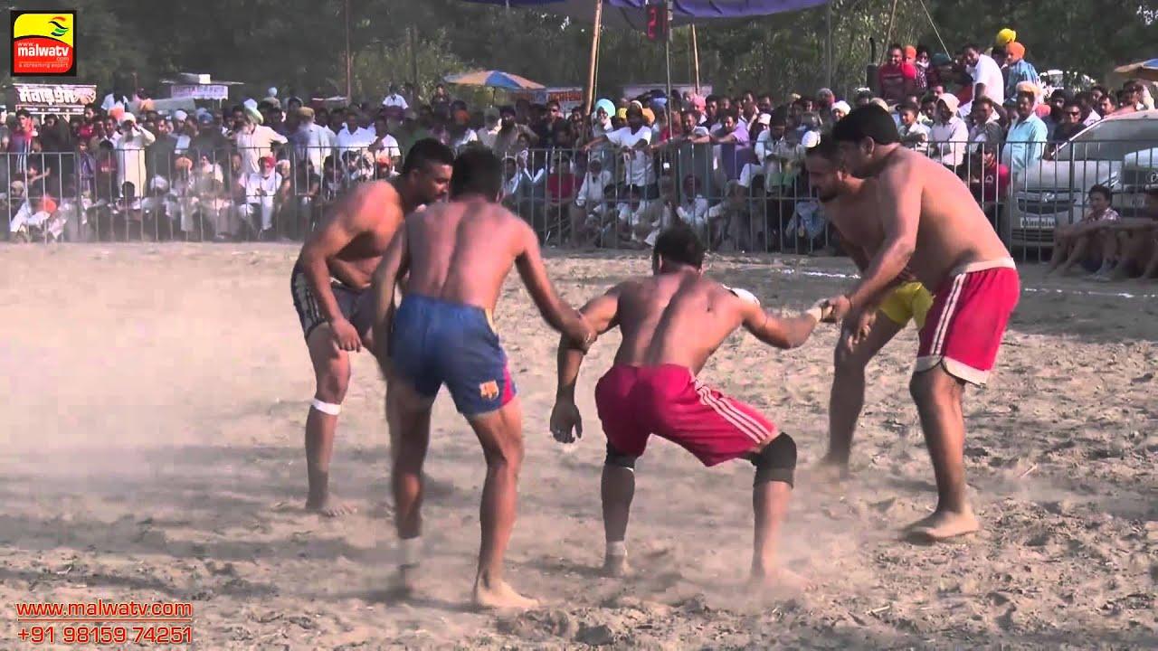 SHAMCHURASI (Hoshiarpur) !! KABADDI TOURNAMENT-2015 !! OPEN !! HD !! Part 4th.