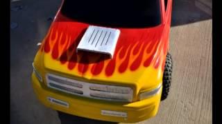Custom modified Go Kart with Shopping Kart for Sale