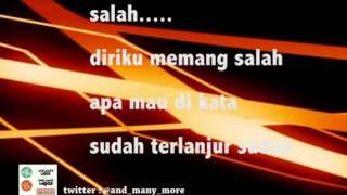 AMM Band - Aku Salah ( And Many More Band )