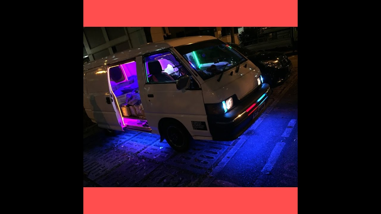 cargo van lighting done by saivin automotive 10 youtube