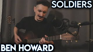 Soldiers by Ben Howard │ Cover