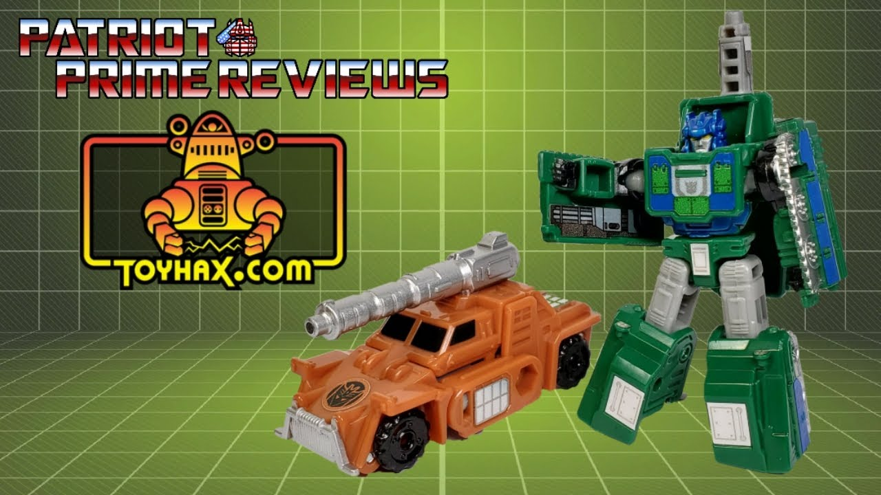 Toyhax Decal Set for the Earthrise Military Patrol By Patriot Prime Reviews