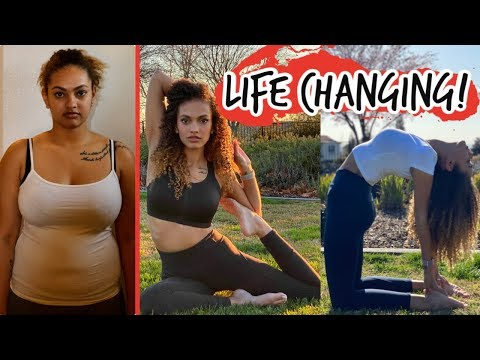 How Yoga Changed My Life!!! | My Yoga Journey
