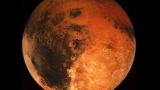Современный взгляд на Марс