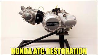 1978 Honda ATC 90 Full Restoration - Part 5